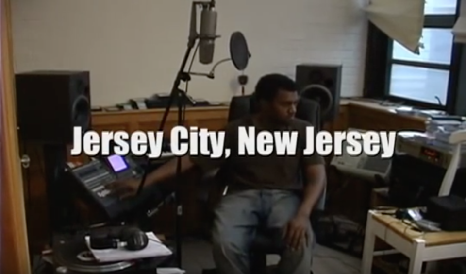 Did Kanye West Really Record In Jersey City?