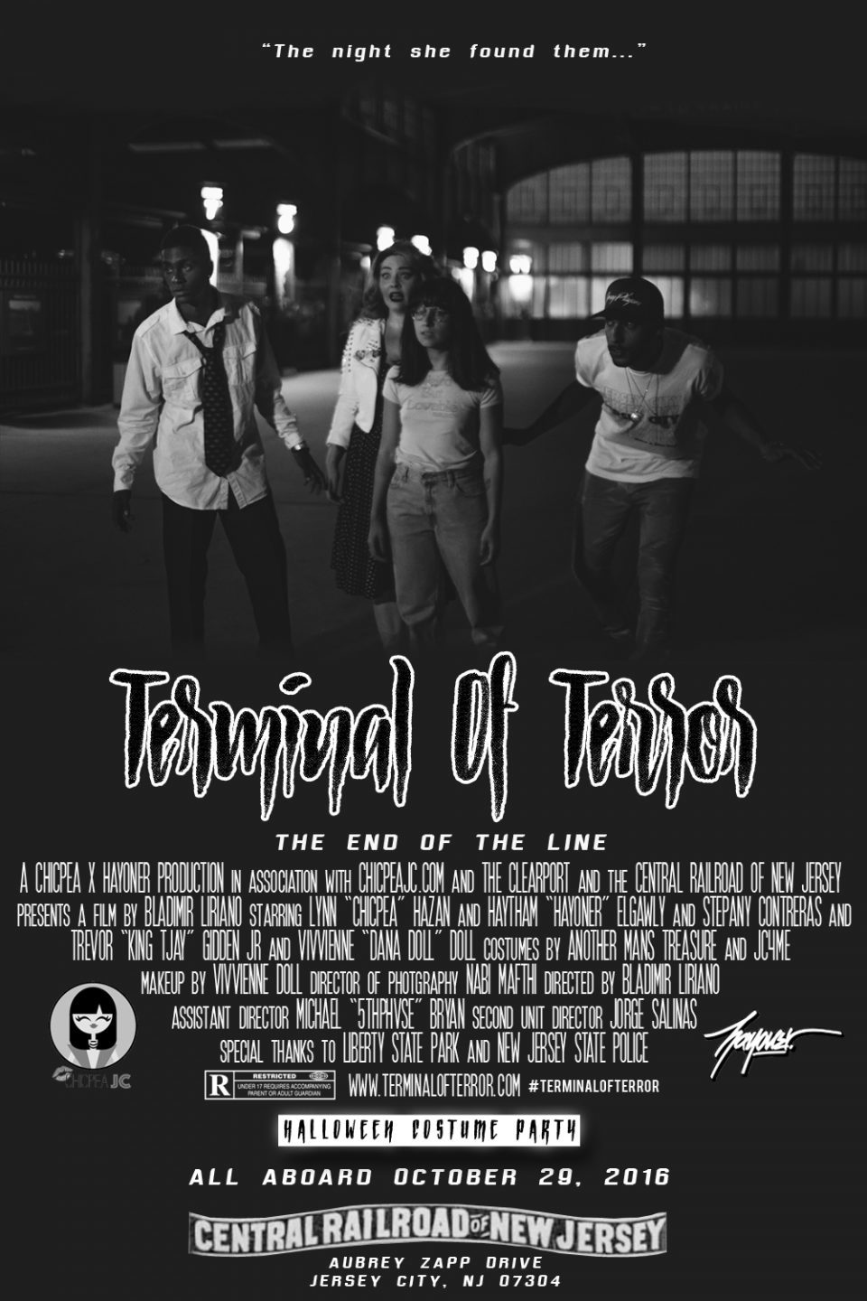 Casting Call: Terminal of Terror 2 Short Film
