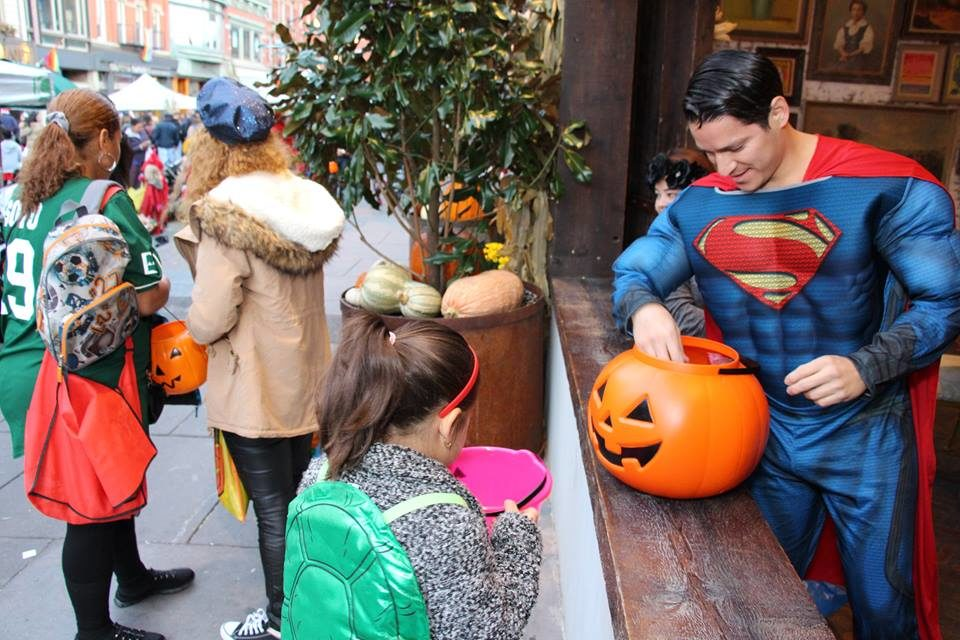 Family Halloween Bash on the Pedestrian Mall