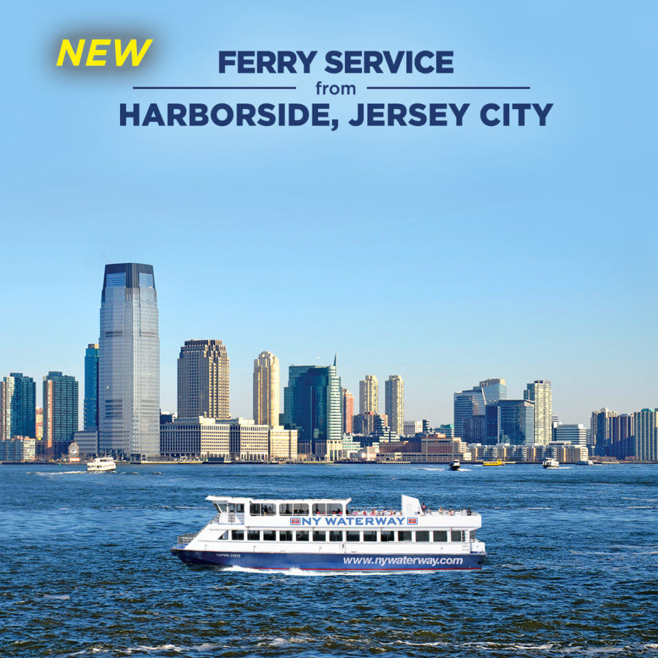 Everything You Need to Know About the Harborside Ferry