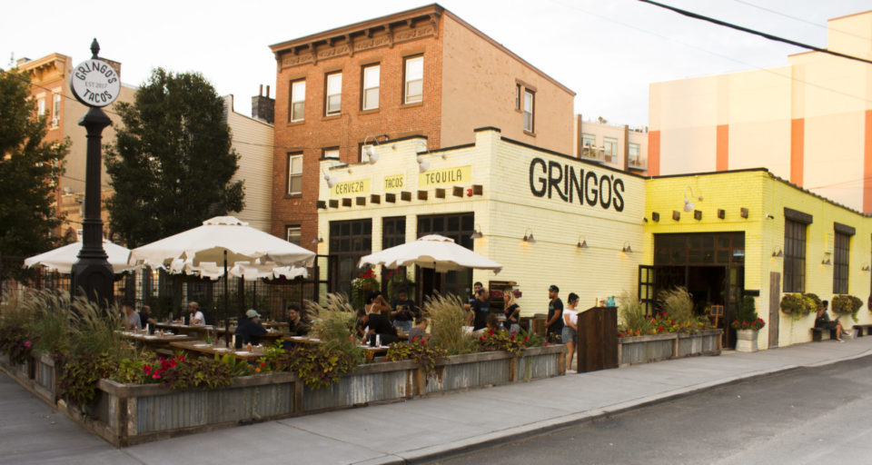 Gringo's Tacos and ChicpeaJC Block party