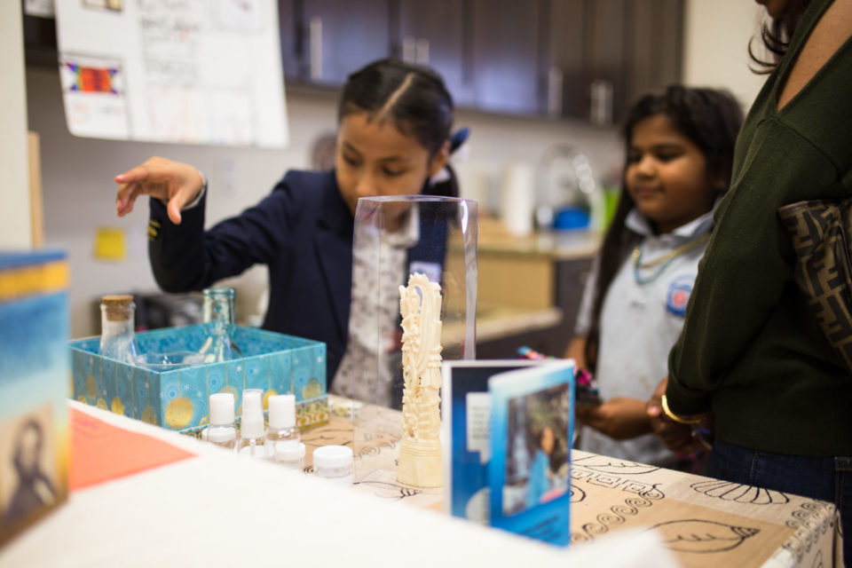 Hudson Montessori's Day of Industrial Revolution