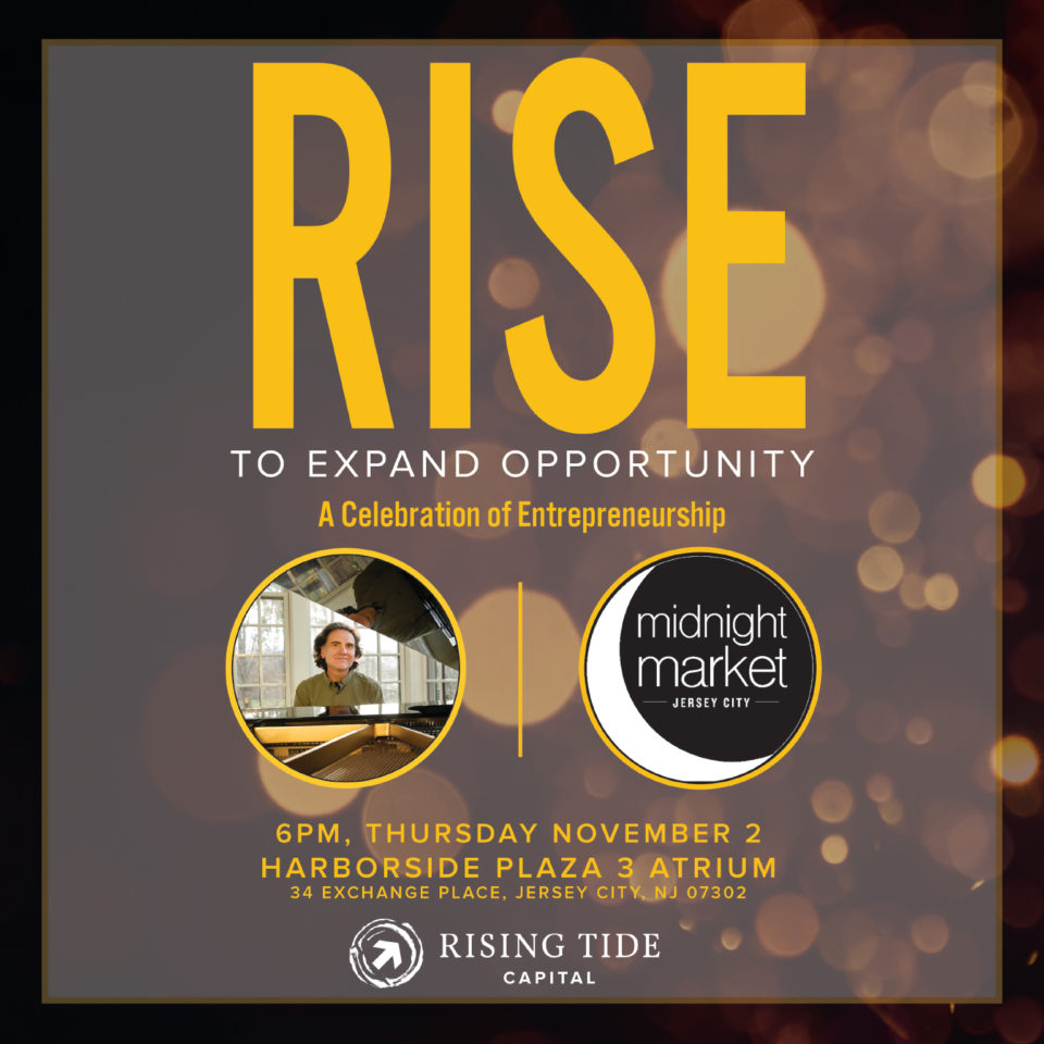 Rising Tide Presents: Rise to Expand Opportunity