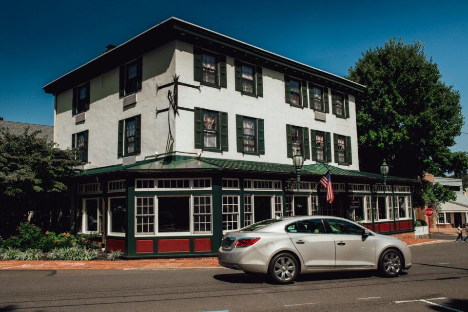 The Logan Inn in New Hope, PA