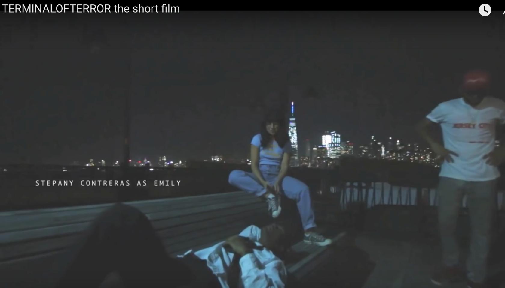 Terminal of Terror PT 1: The Short Film