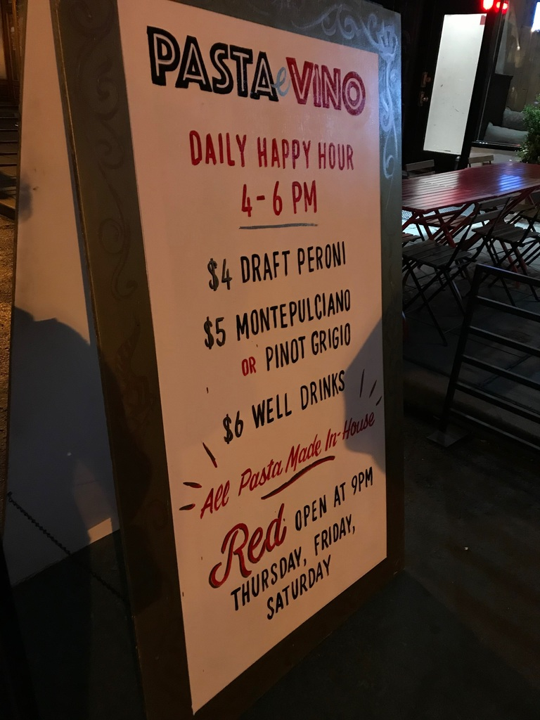 Jersey City Weekly Happy Hour Specials: 10/30/17 – 11/5/17