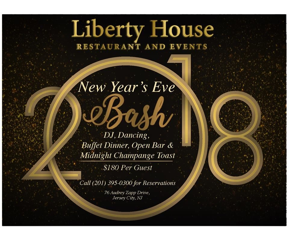 New Year Eve New Jersey Restaurant