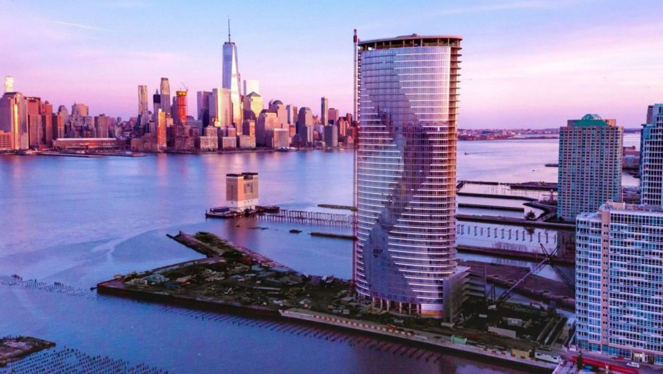 Making a Home in Newport, Jersey City
