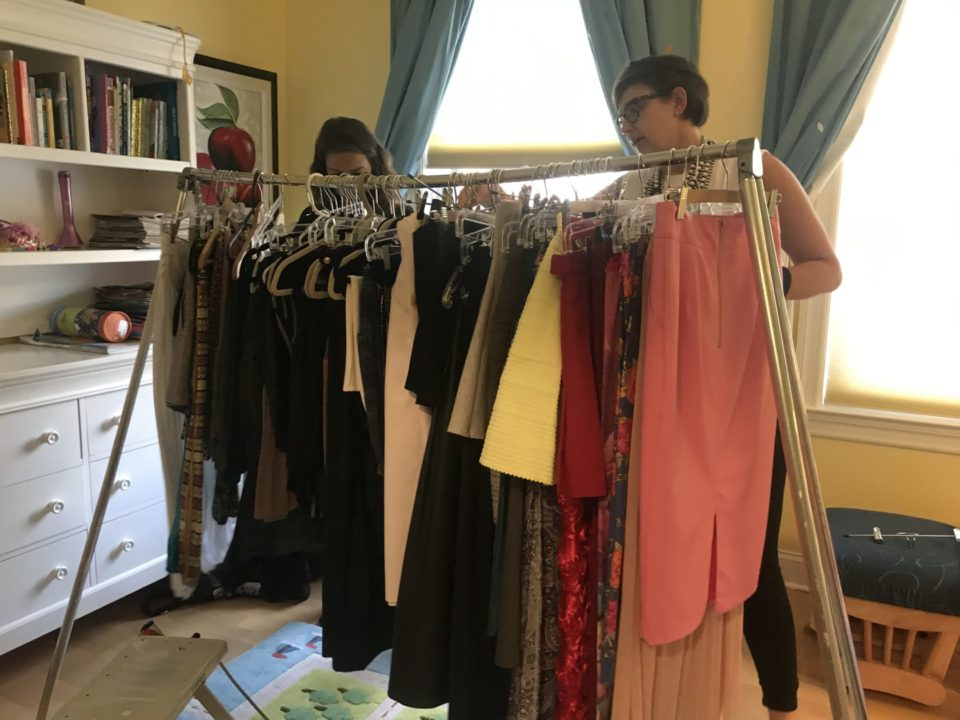ChicpeaJC Closet Makeover with Ali Peters- Stylist