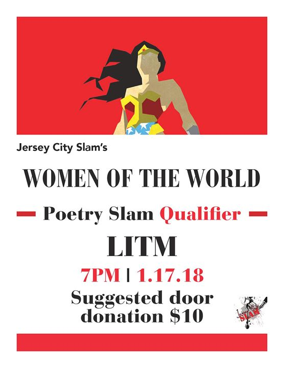 jersey city slam 2018 women of the world poetry slam qualifier