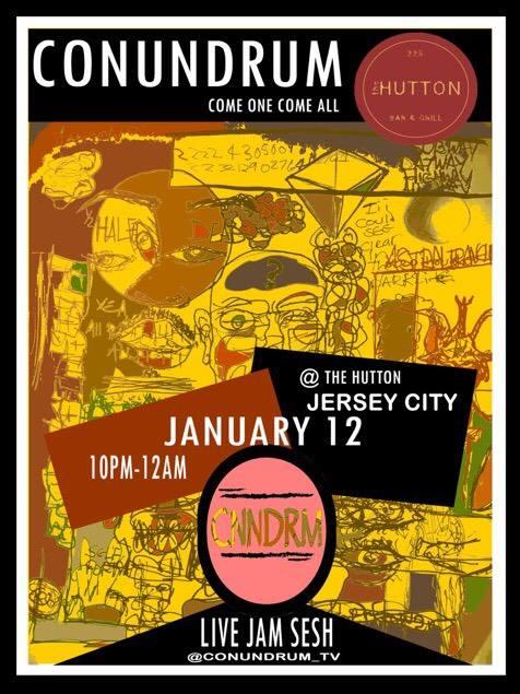 Conundrum Jersey City