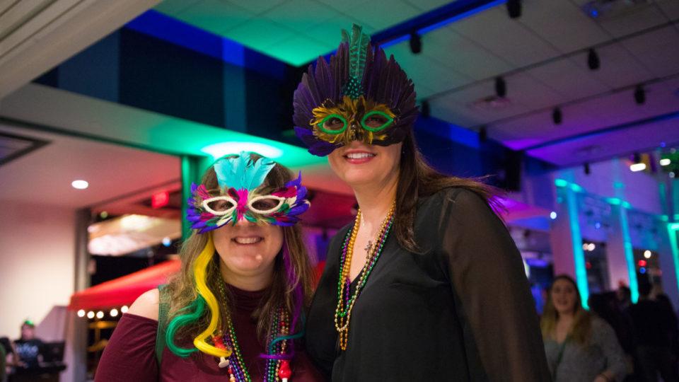 LSC After Dark: Mardi Gras Recap