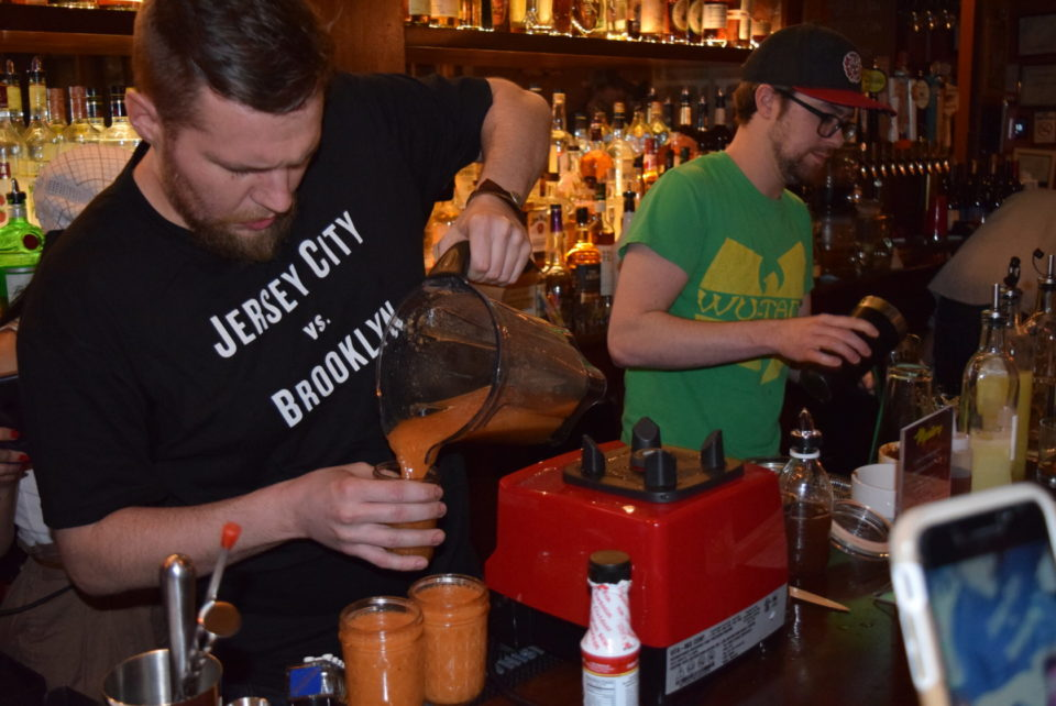 Jersey City's Mystery Mixology Competition