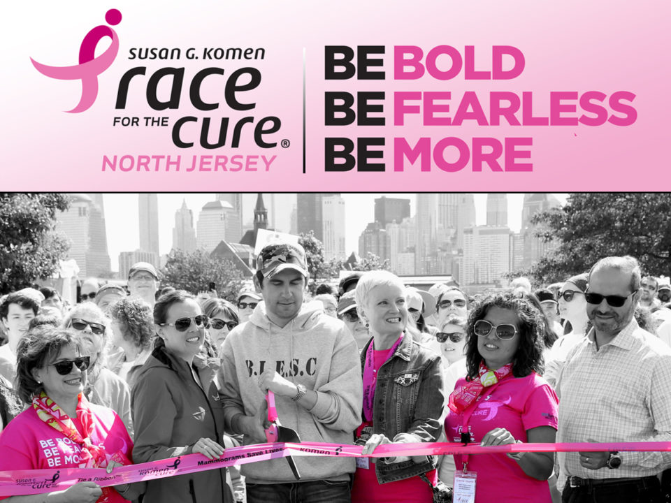 11th Annual Susan G. Komen North Jersey Race for the Cure