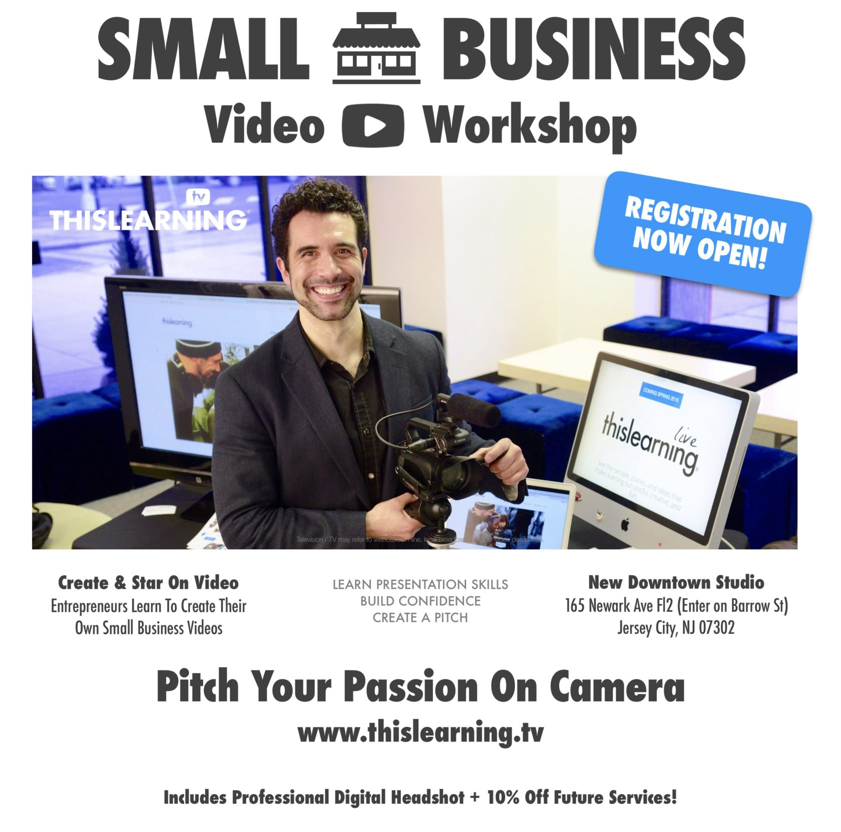 Small Business Video Workshop