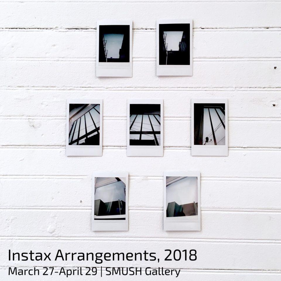 Closing Reception: Instax Arrangements, 2018