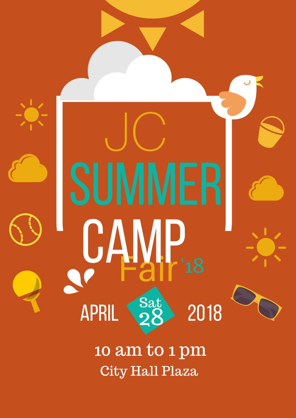 JC Summer Camp Fair'18