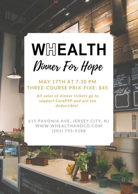Dinner for Hope