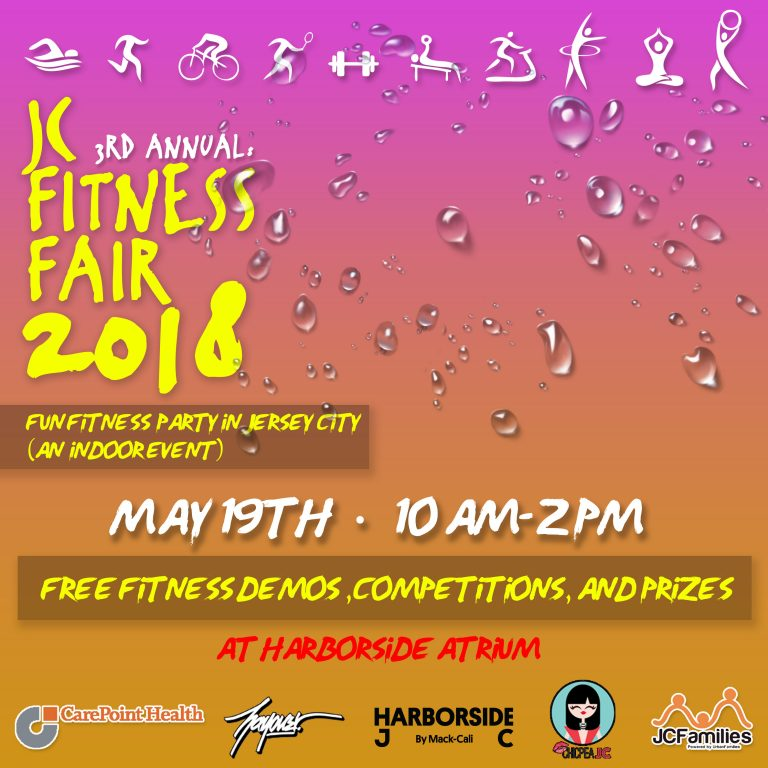 The 3rd Annual JC Fitness Fair
