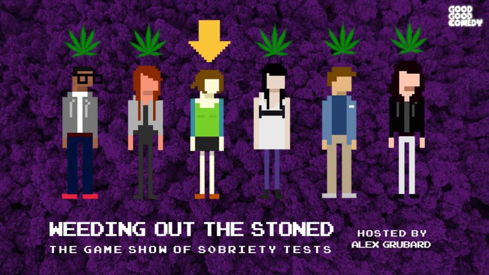 Weeding Out The Stoned – The Game Show of Sobriety Tests