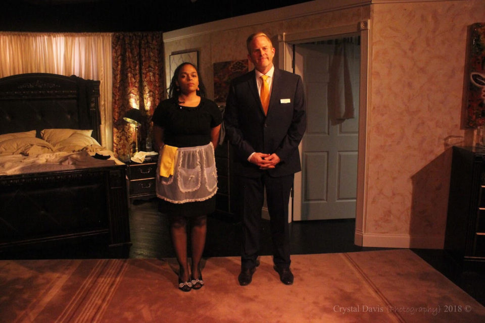 Clark Gable Slept Here – A Jersey City Play