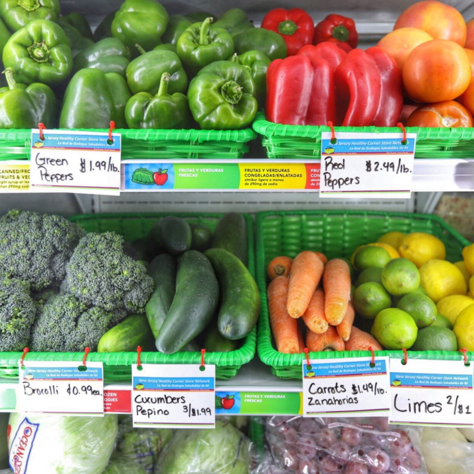 Food Deserts and Jersey City's Initiatives