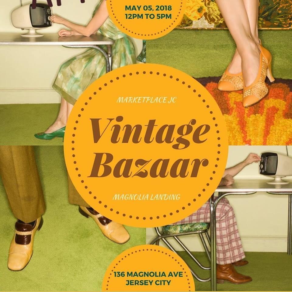 Vintage Bazaar at Marketplace JC