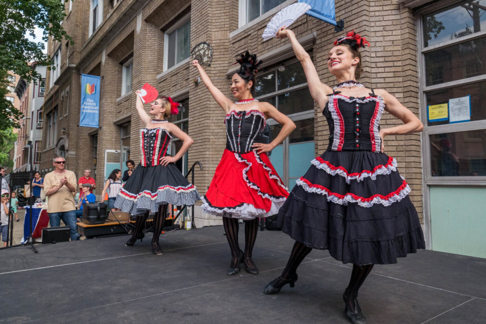 Bastille Day 2018 in Jersey City