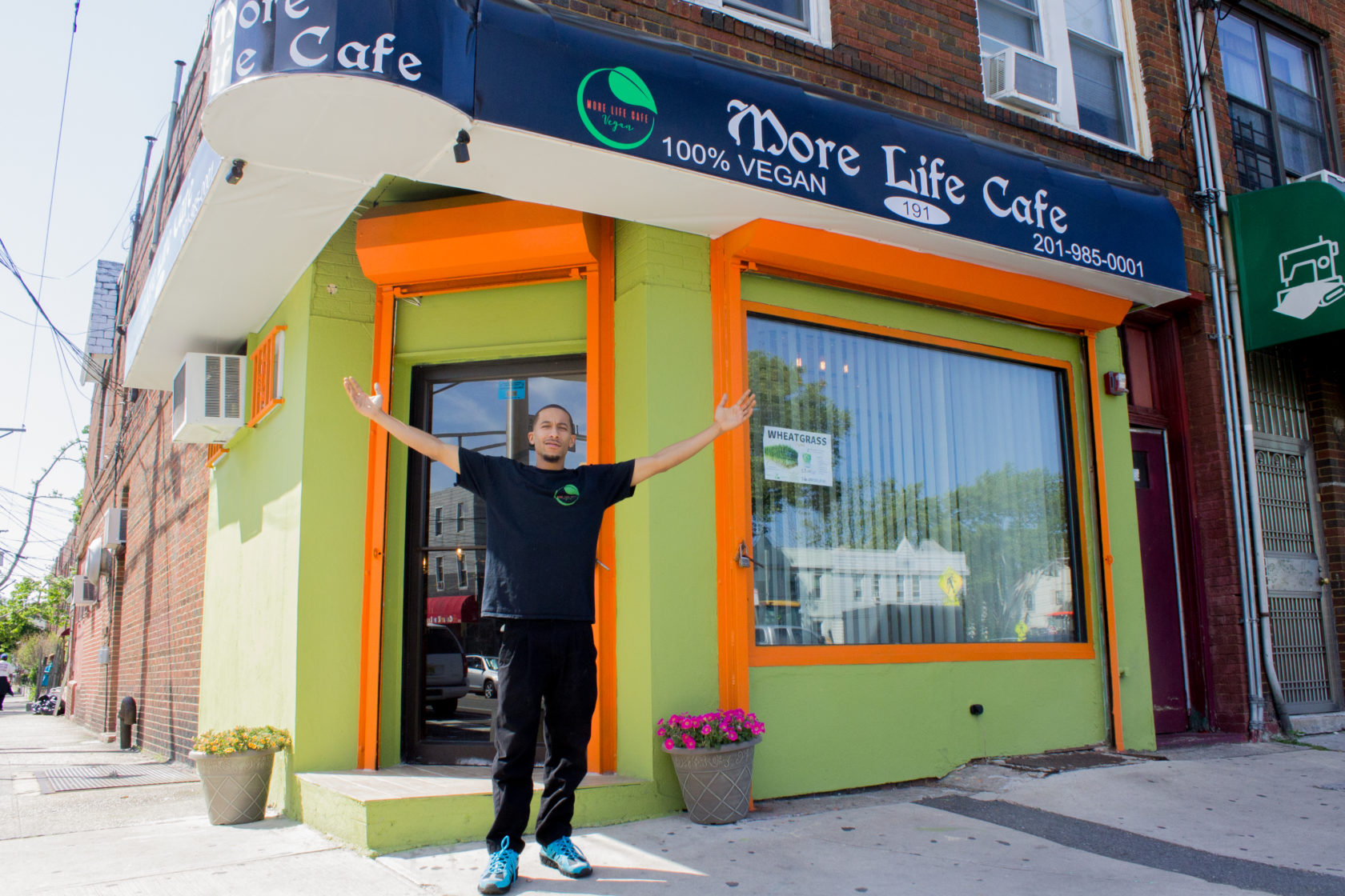More Life Cafe on Mallory Ave