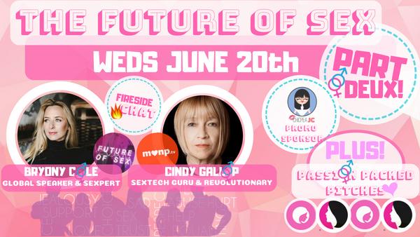 JC Tech Meetup: Future of Sex Part Deux
