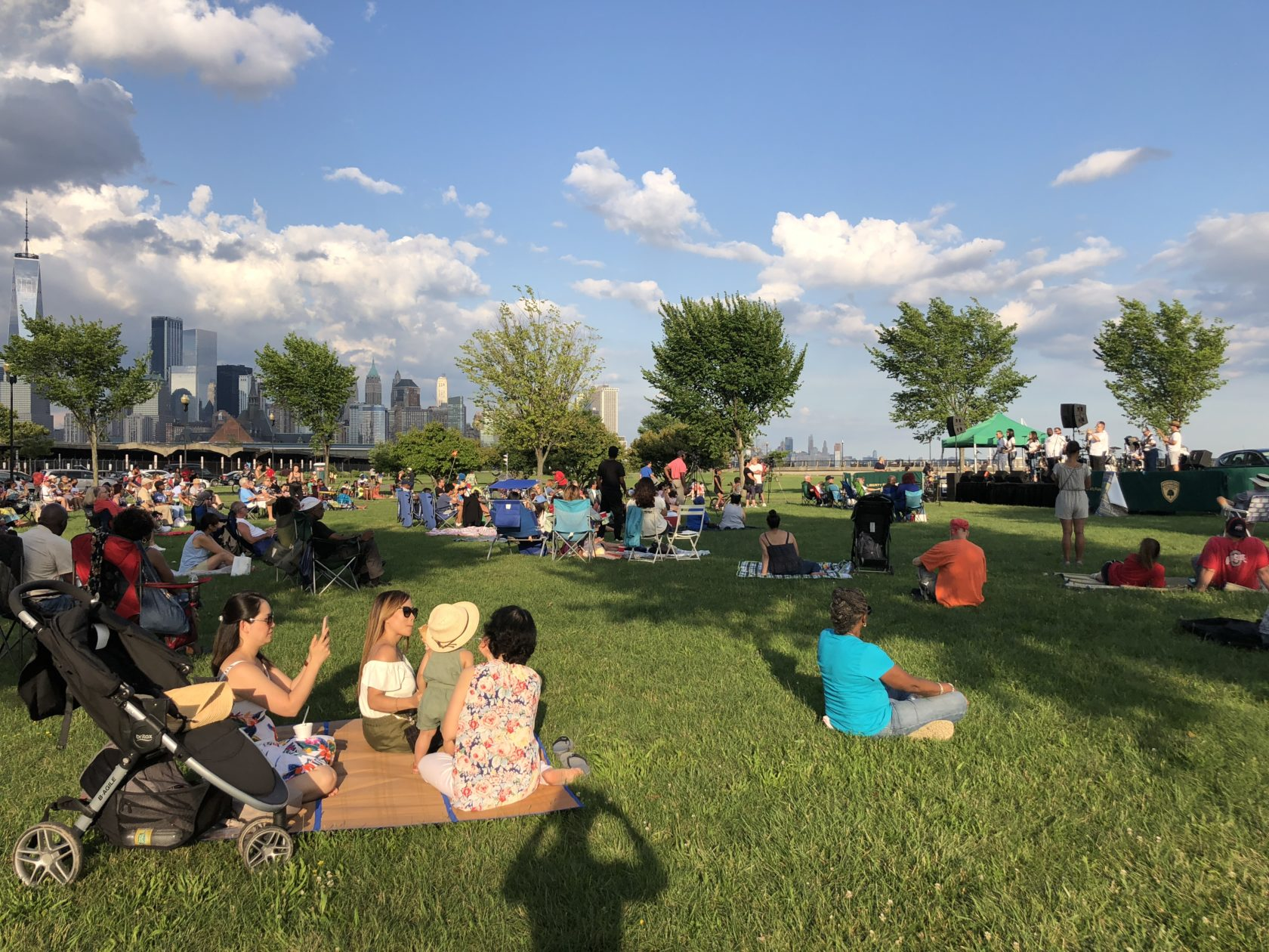 Summerfest 2018: Free Concerts in Liberty State Park