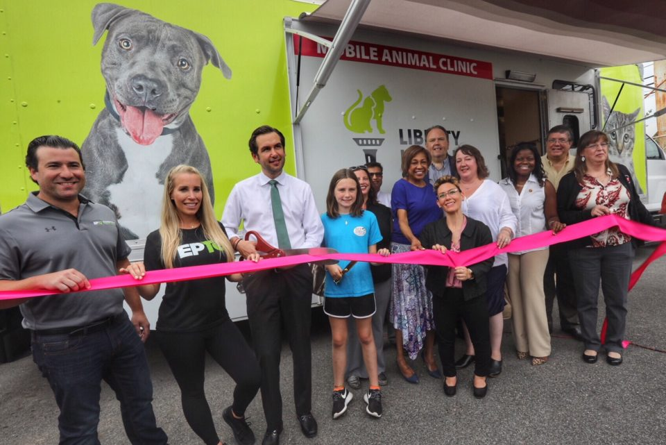 Liberty Humane Society Low Cost Spay and Neuter Program
