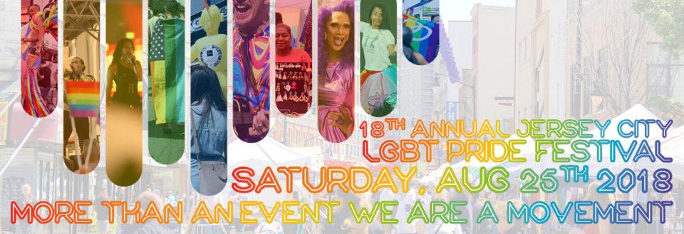 18th Annual Jersey City LGBT Pride Festival