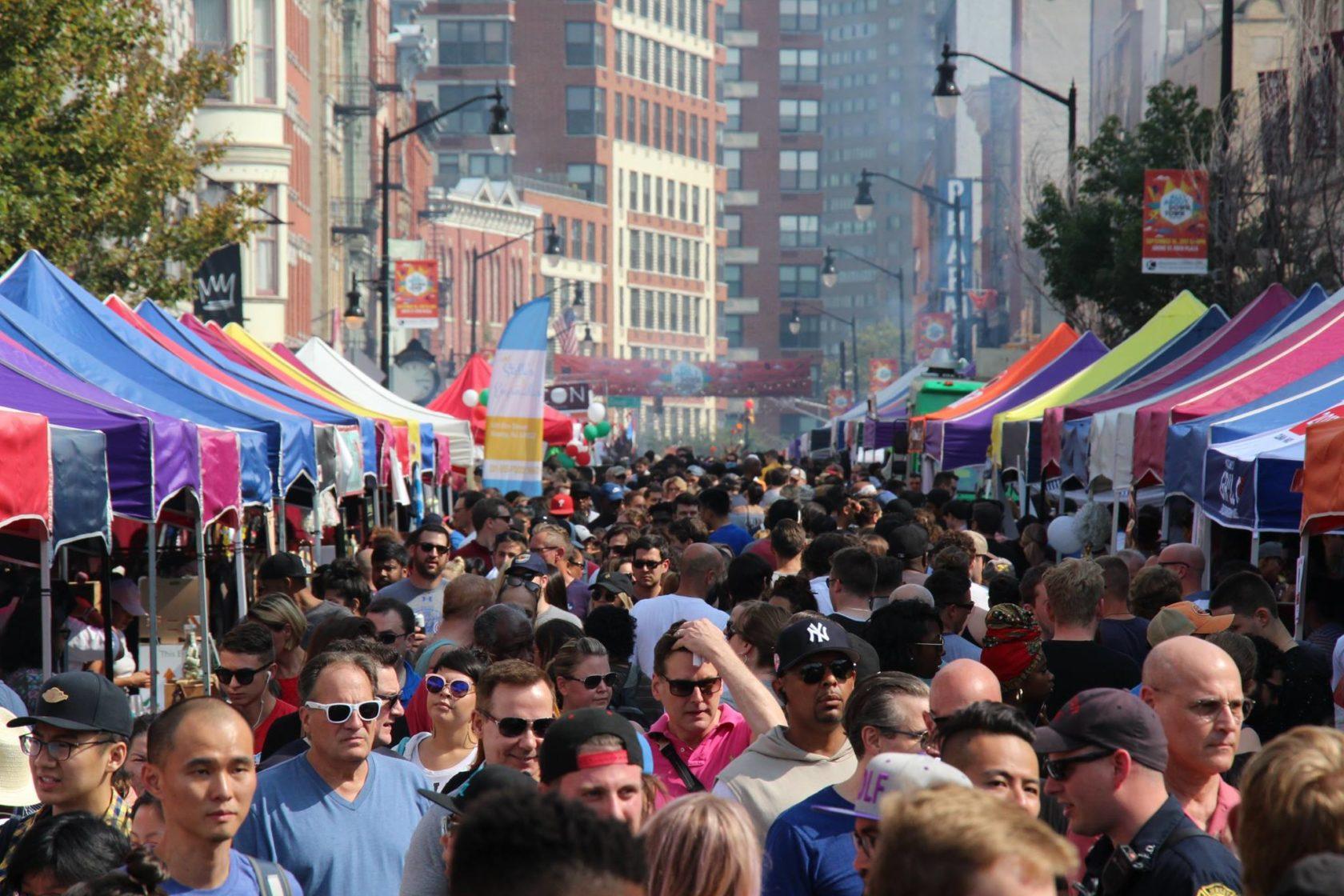 ChicpeaJC Takes Over HDSID Instagram for Street Fair