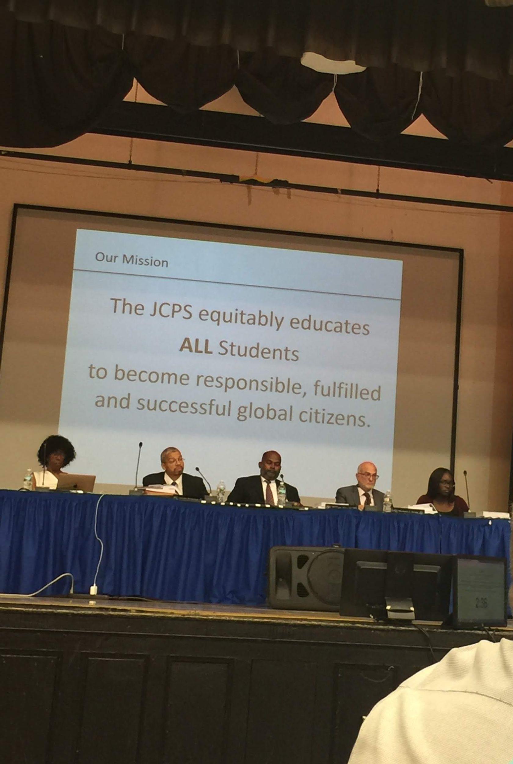 JCBOE Meeting Recap: Budget cuts are hurting everyone