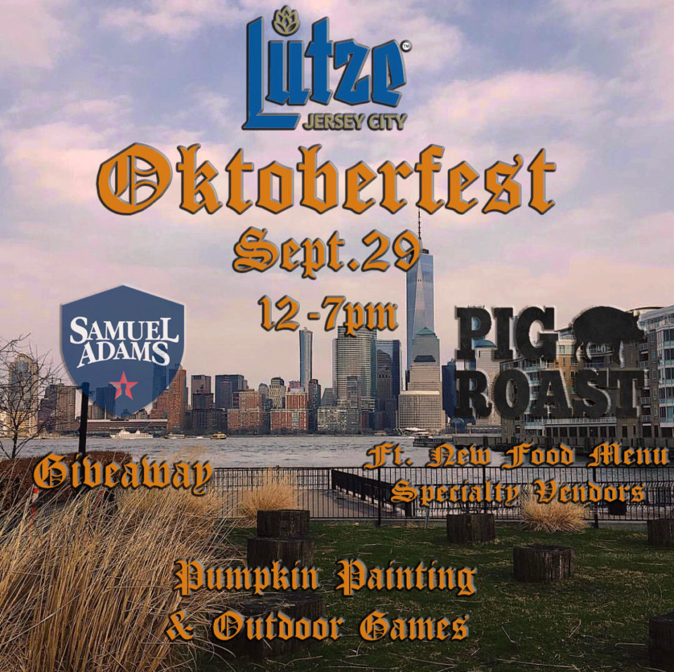 Oktoberfest at the Lutze Biergarten