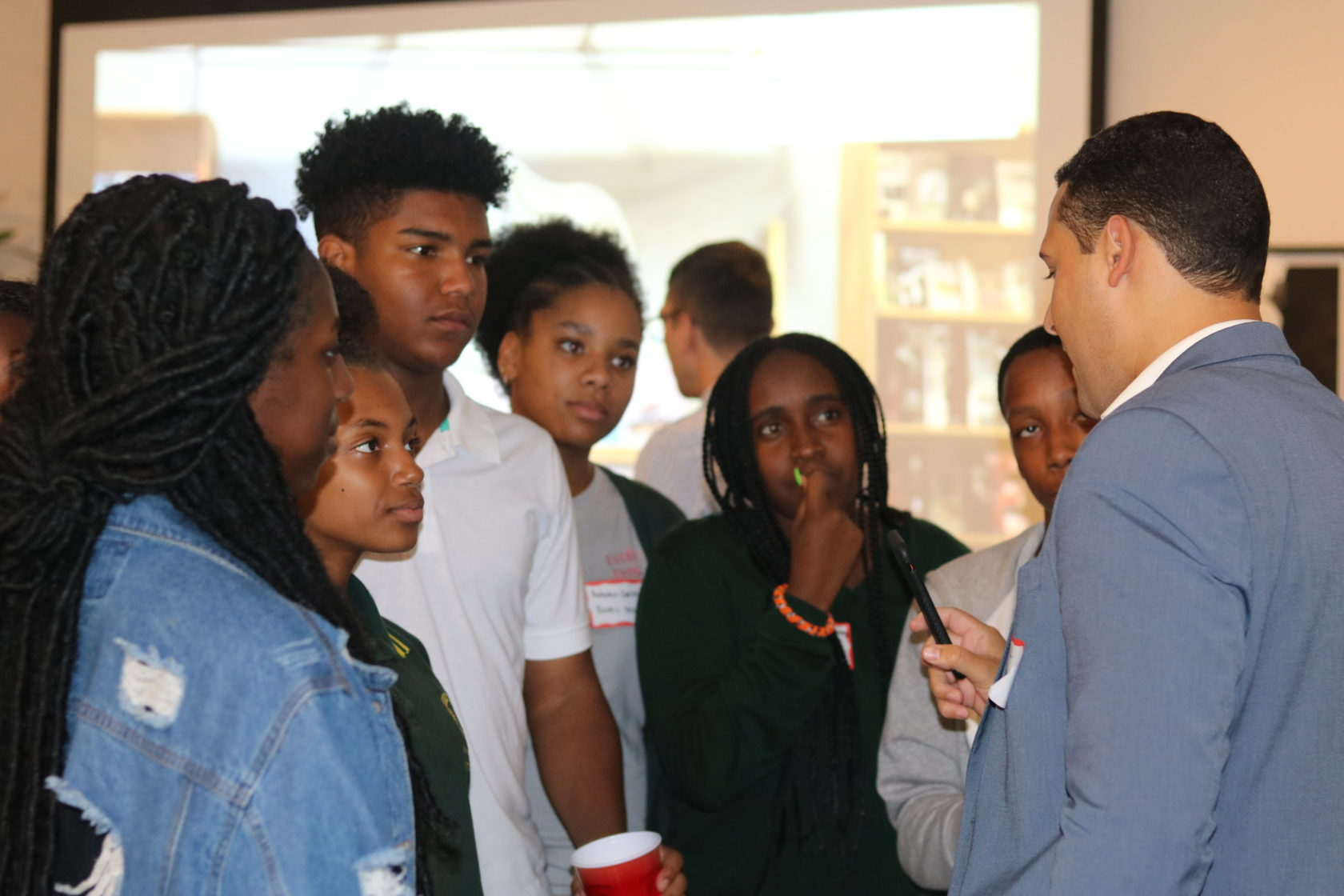 Youth in JC x CCAJC Networking Event Recap