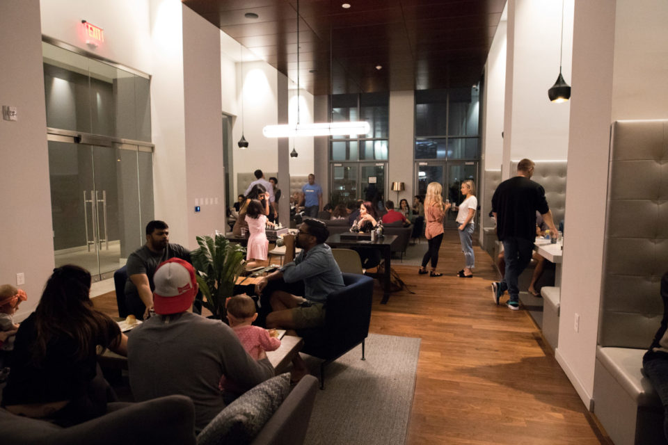 Journal Squared Resident Gathering: Oktoberfest