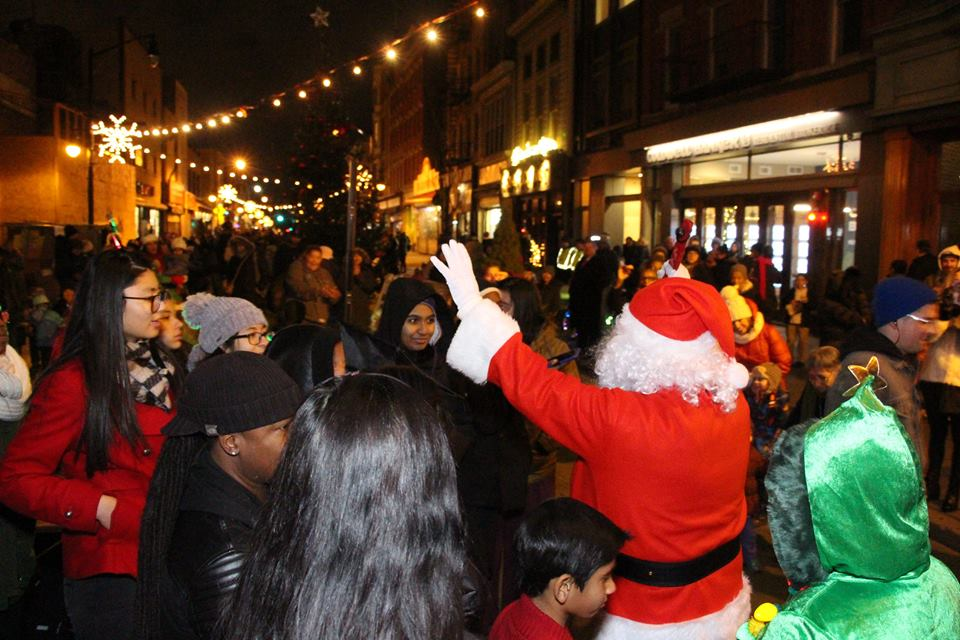 The 2018 HDSID Annual Christmas Tree & Menorah Lighting