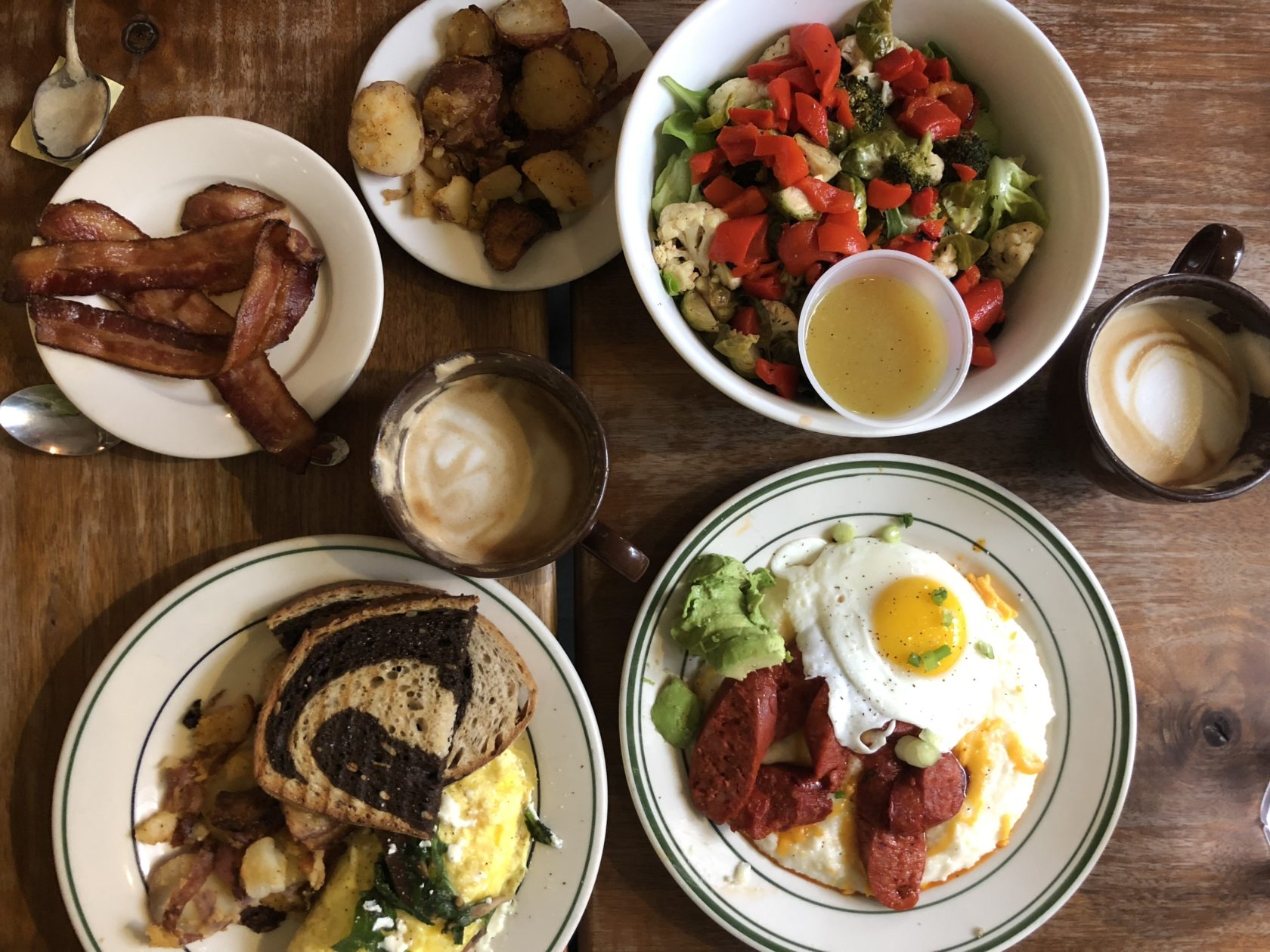 6 Brunch Spots To Try This Sunday