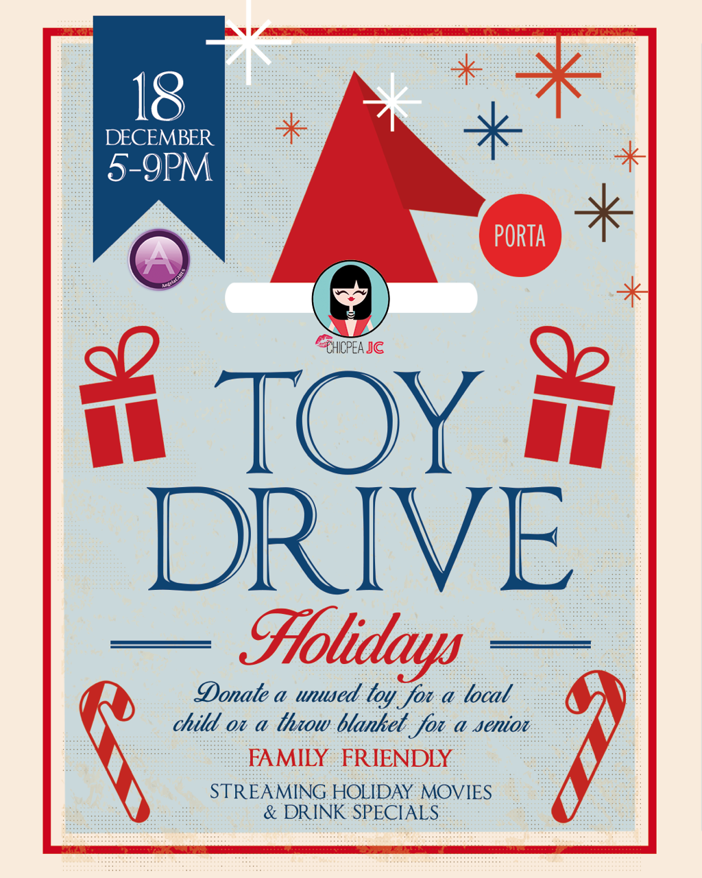ChicpeaJC's Second Annual Toy Drive