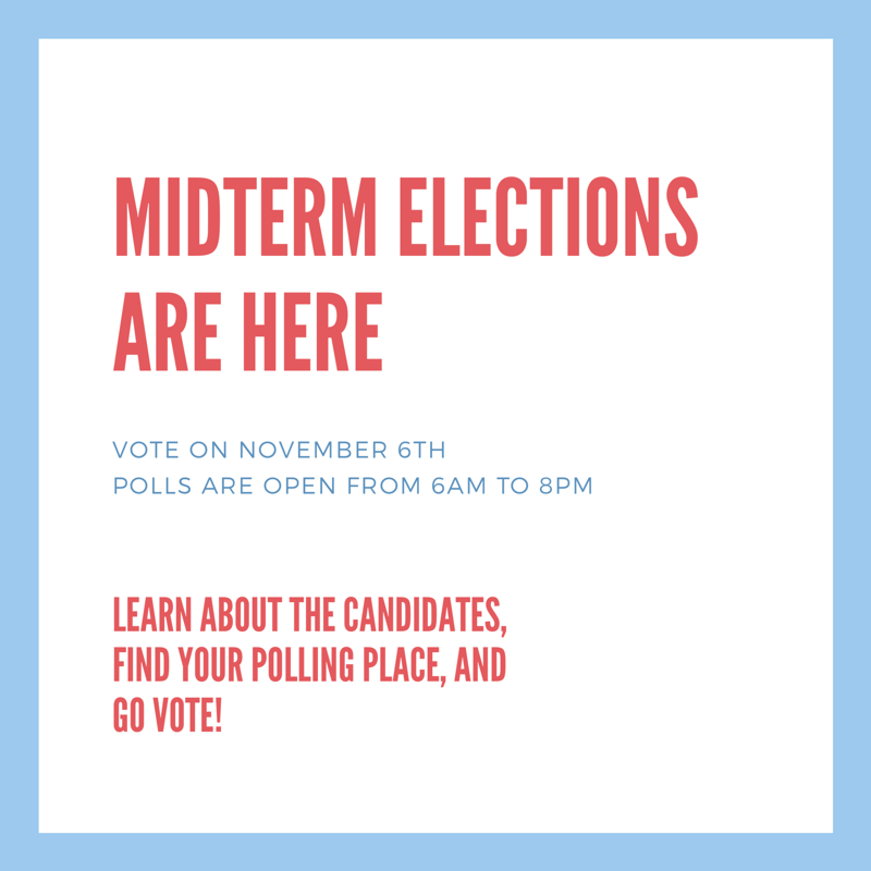 What You Need to Know for the 2018 Midterm Elections