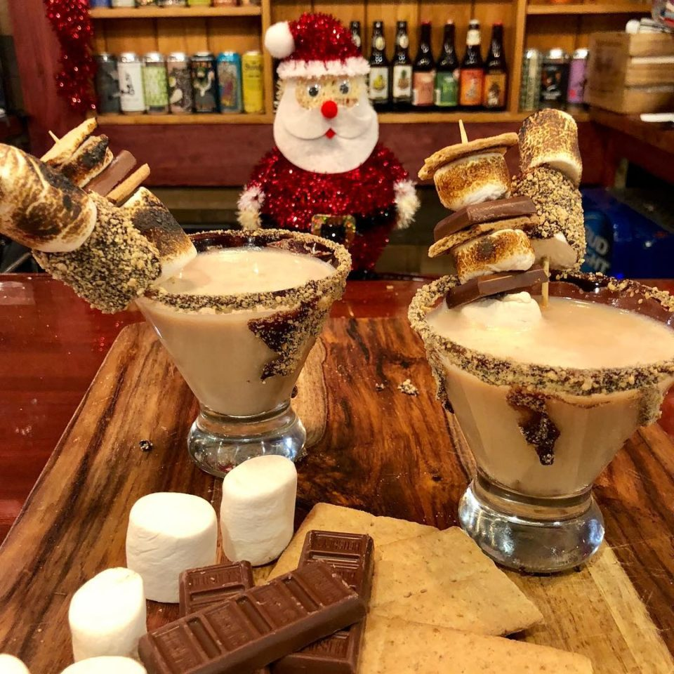 6 Best Winter Cocktails in Jersey City