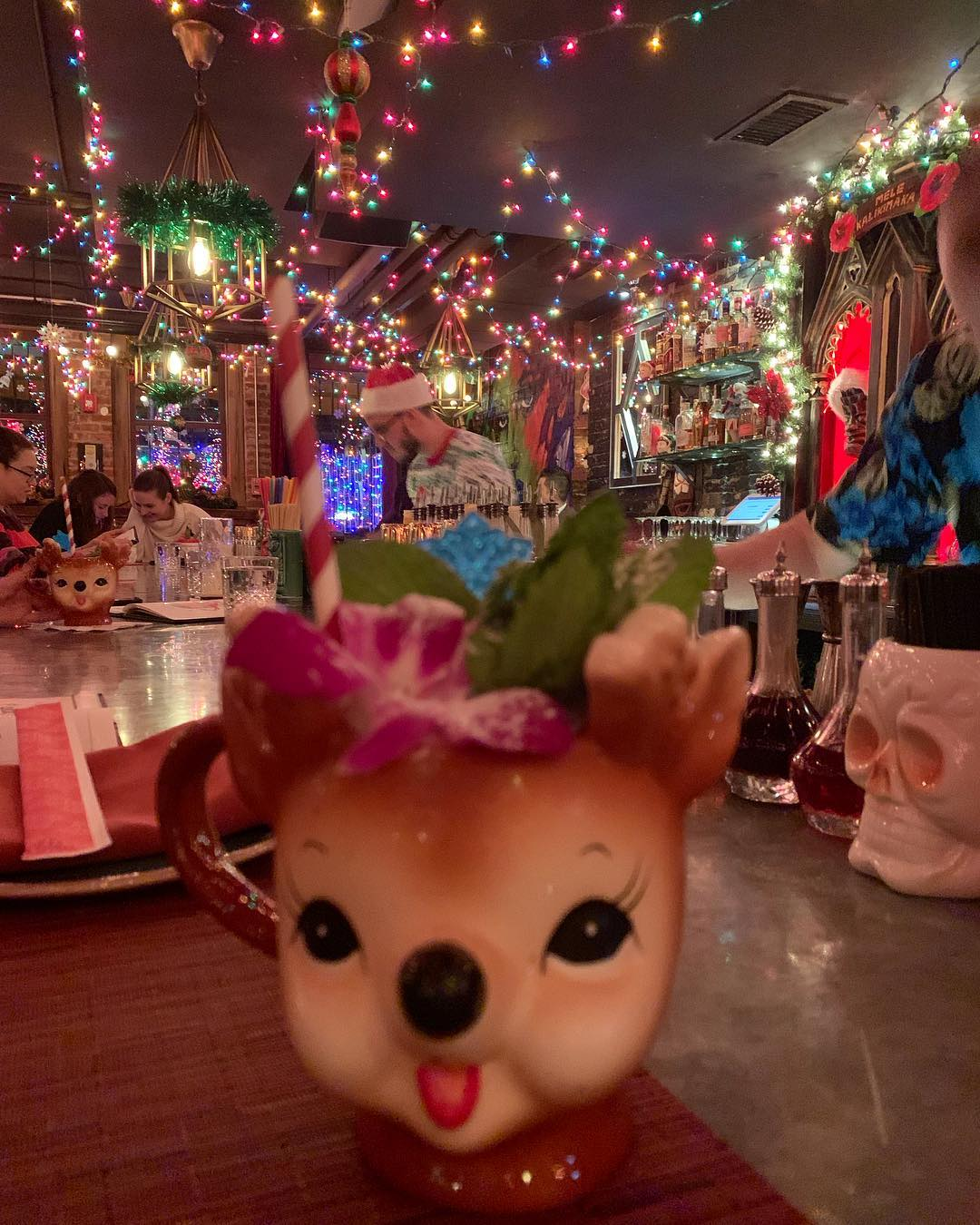 Top 5 Festive Spots in Jersey City + Hoboken