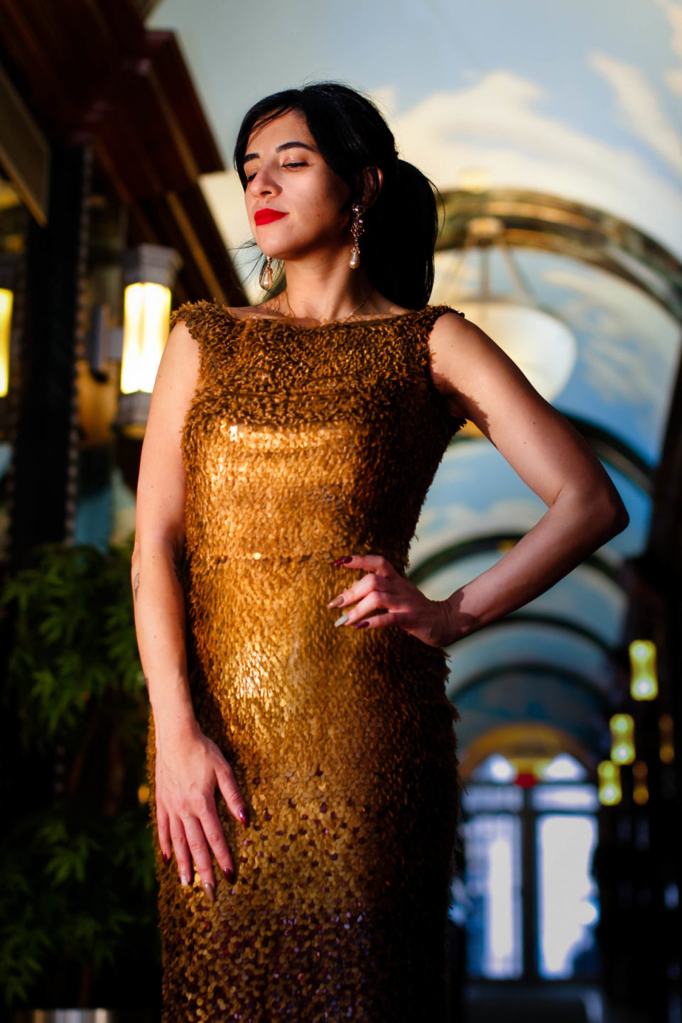 Dress For Success' Cocktails and Couture
