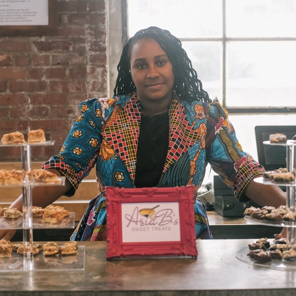 Foodie Female Founders: Asia B Desserts