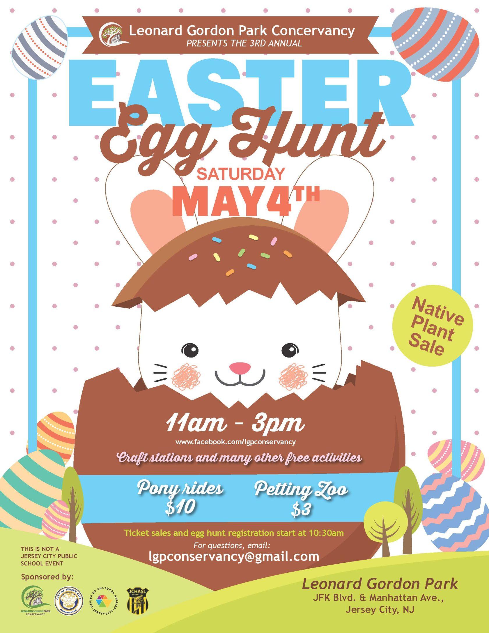 3rd Annual Easter Egg Hunt Chicpeajc