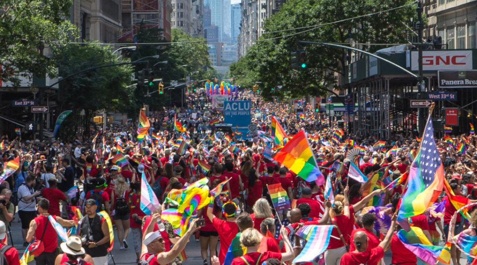 Top Pride Events Outside of Jersey City