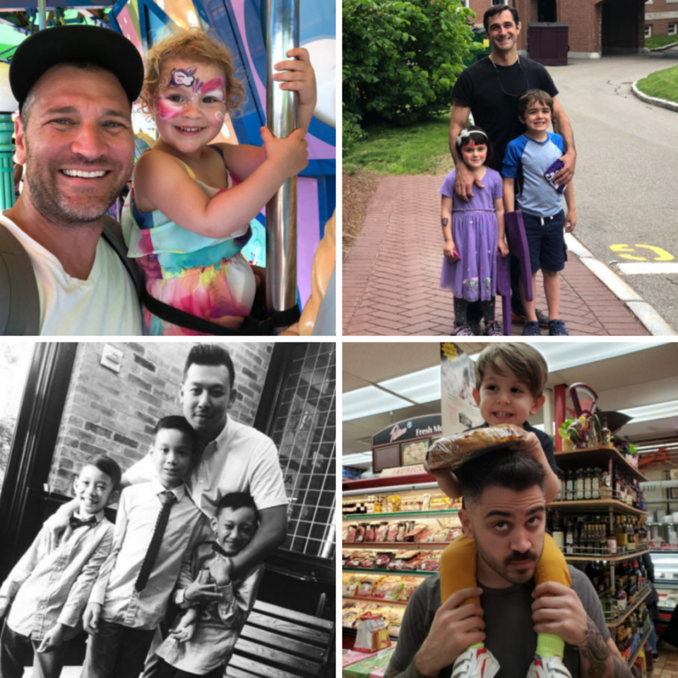 Babes of Jersey City: June – Hot Dad Edition