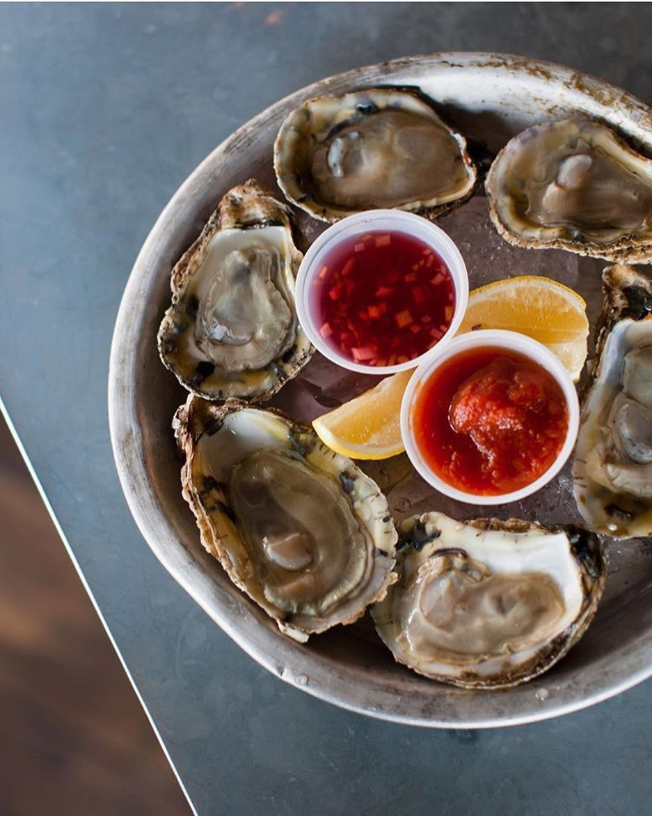 Top 5 Spots for Raw Oysters in Jersey City
